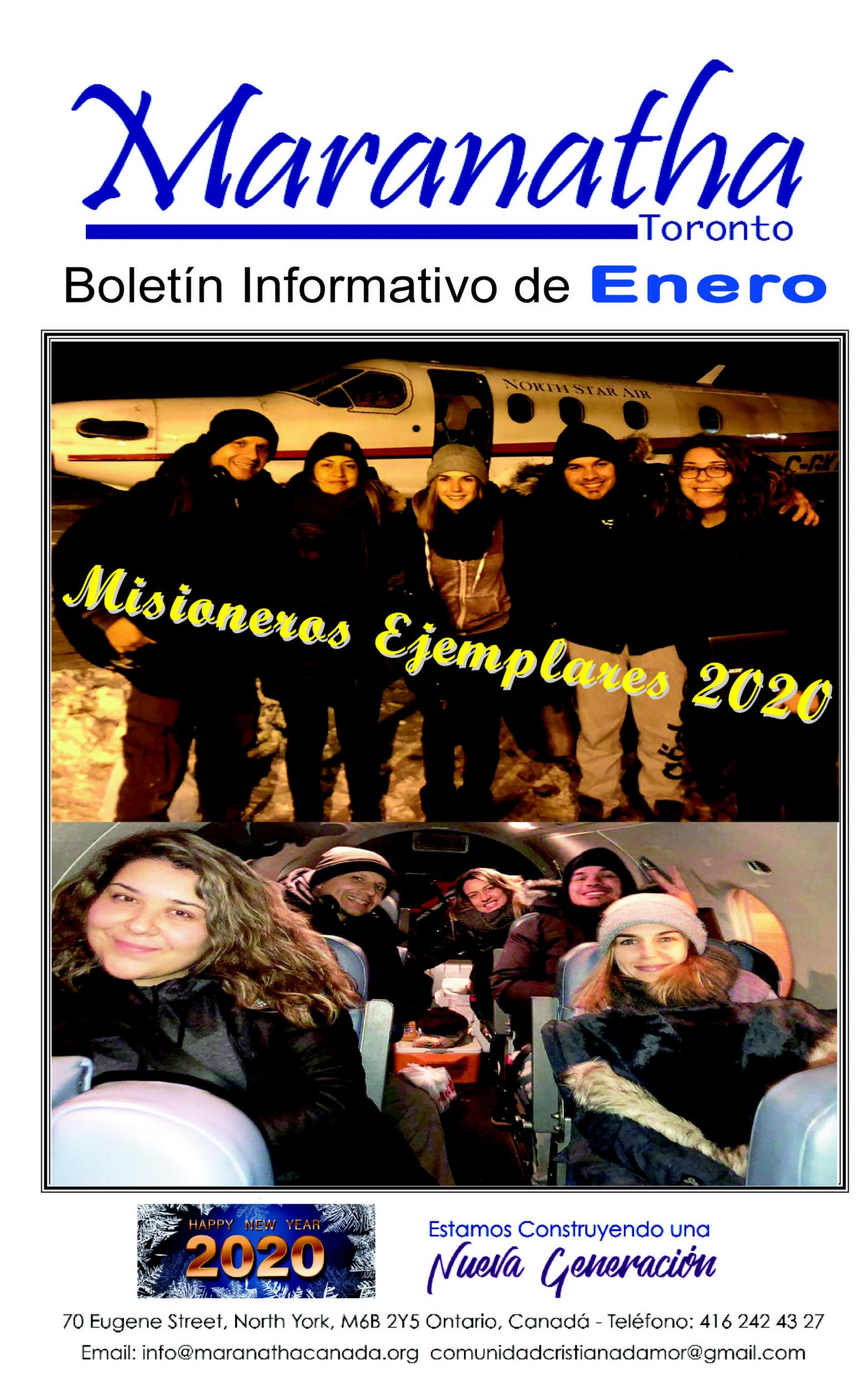 Boletín enero 2020